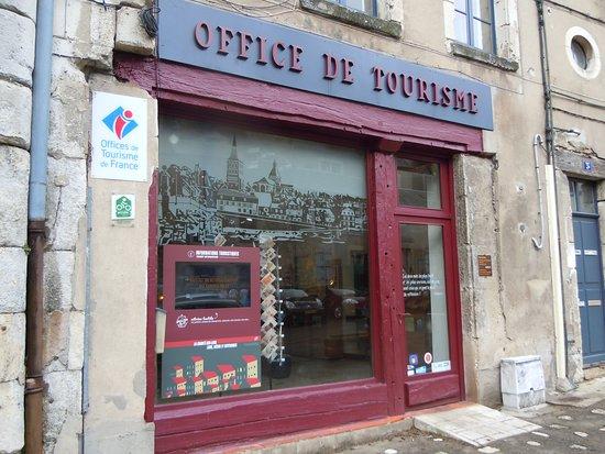 La Charite-sur-Loire, France: L'Office de tourisme