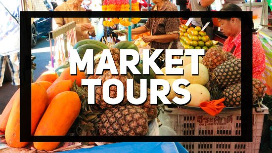 Local Fresh Market Tour by Thai Akha Kitchen