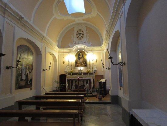 Duomo di San Giovanni Battista: cappella