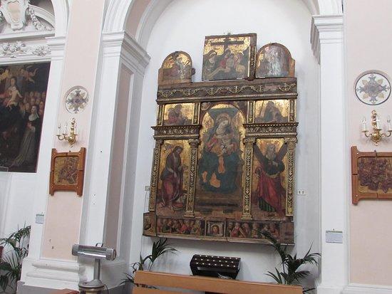 Duomo di San Giovanni Battista: trittico