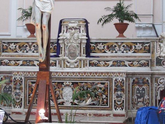 Duomo di San Giovanni Battista: tabernacolo