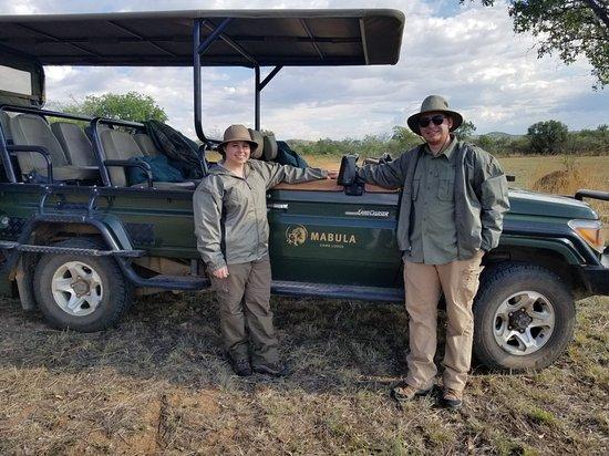 Mabula Private Game Reserve, Sydafrika: 20171115_073853_large.jpg