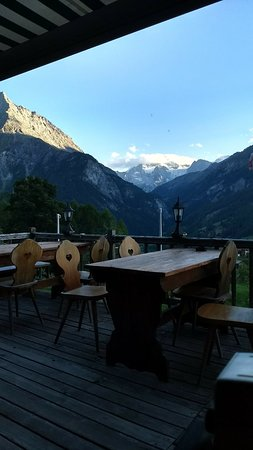 La Sage, Switzerland: Café-Restaurant des Collines