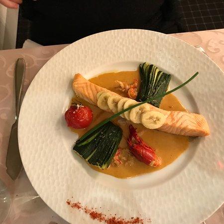 Restaurant la table de francois dans troyes avec cuisine for Le jardin gourmand troyes
