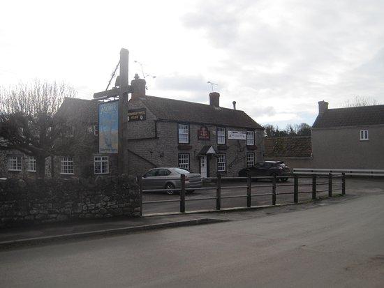 Oldbury-on-Severn, UK: The Anchor Inn