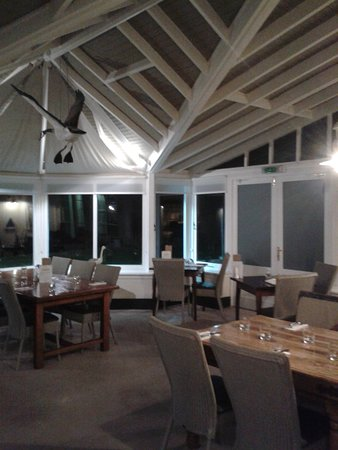 Port of Menteith, UK: Conservatory