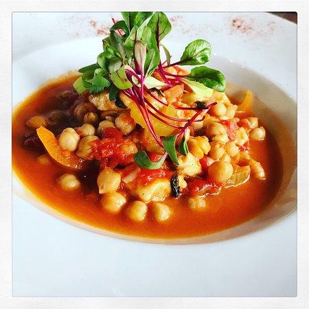 Tomelilla, Sweden: Underbart god lunch, bästa vi ätit på länge! 👌🏽