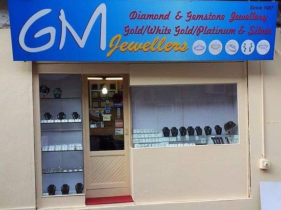 GM Jewellers: G M Jeweller Titos Road baga goa,