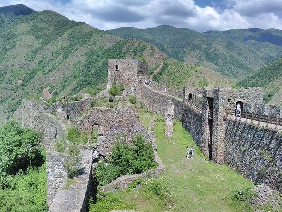 Kraljevo, Serbia: Maglic Fortress