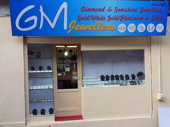 g m jewellers Titos Road baga goa