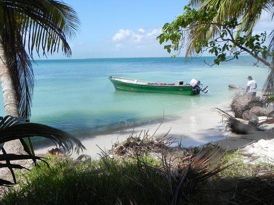 Pearl Lagoon, Nicaragua: Les îles ou vous conduit Pedro