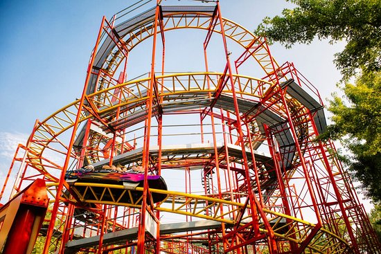 Lagoon Amusement Park