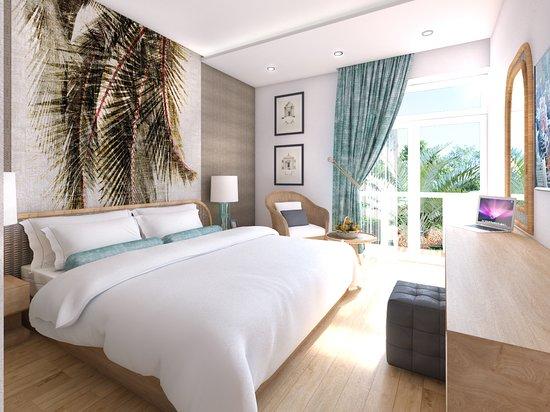 Hotel Villa Adriatica: Superior Double Room - Sea View