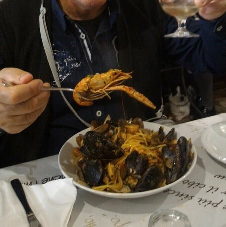 Foto de Sotto Il Santo - Spaghetteria