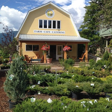 Windermere, Kanada: Edibles Cafe