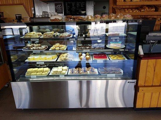 Cobram, Australia: cake display