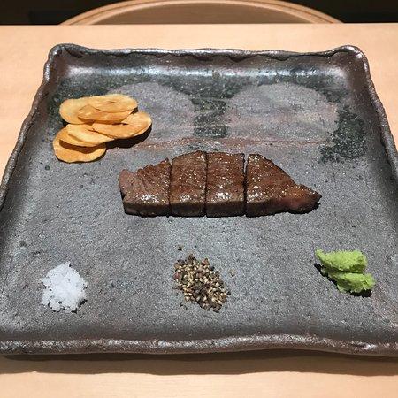 Kobe Beef Steak モーリヤ祗園