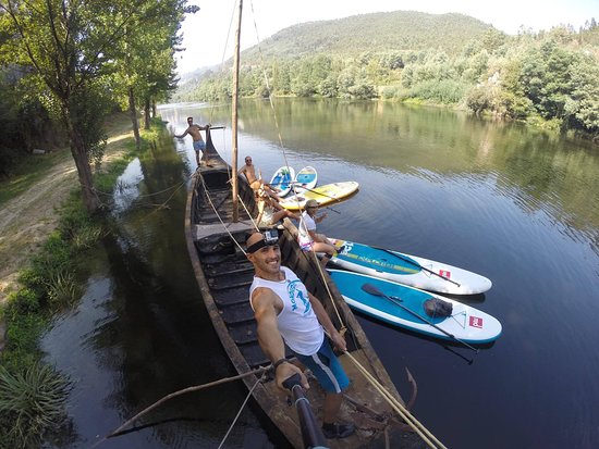 Mondego Paddle