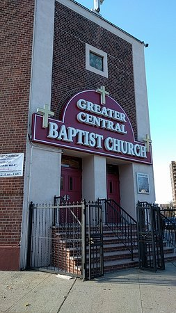 ‪Greater Central Baptist Church‬