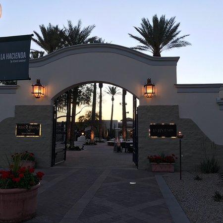 La Hacienda Mexican Restaurant Scottsdale Az