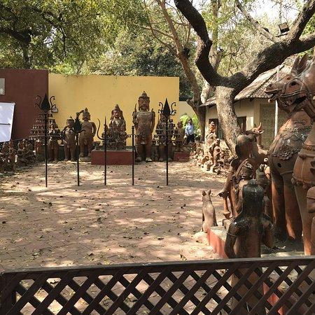 Photo2 Jpg Picture Of National Handicrafts And Handlooms Museum