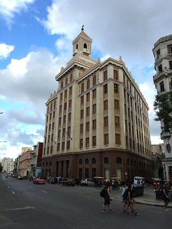 Bacardi Building: Outside