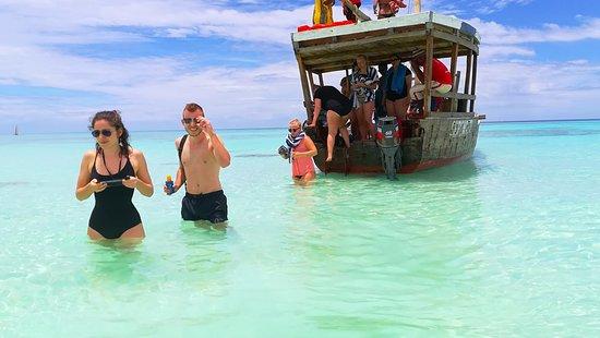 Zanzibar City, Tanzania: snorkelling trip