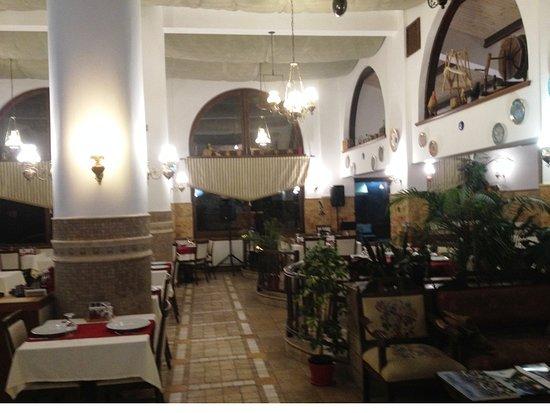 Ozankoy, Chipre: вид от бара