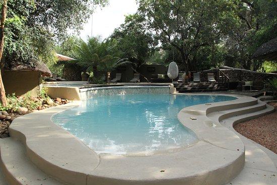 Частный заповедник Улусаба, Южная Африка: Swimming Pool