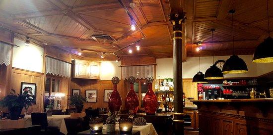 Restaurant Landhaus Santis: Sala ristorante