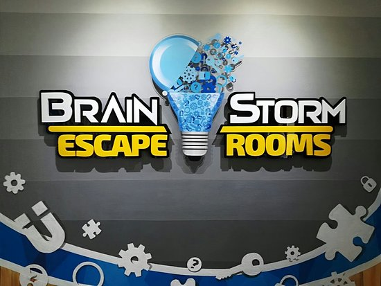 ‪Brainstorm Escape Rooms‬