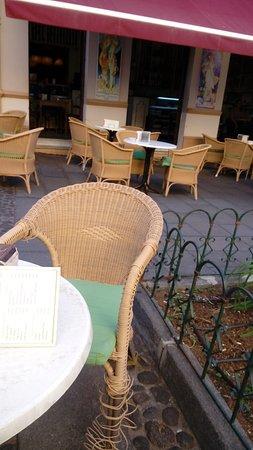Ebano Cafe : da möchte gerne pausieren