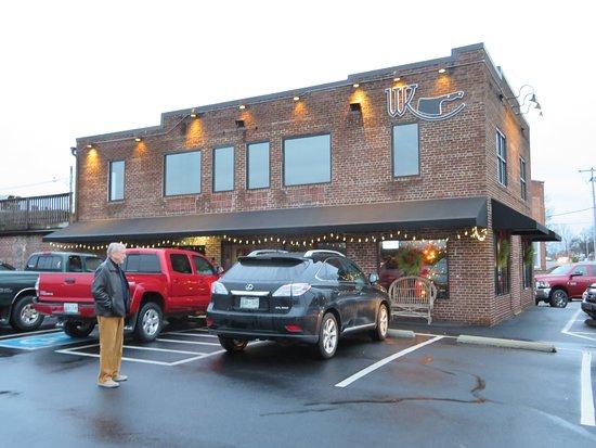 Walnut Kitchen Restaurant Picture Of The Walnut Kitchen Maryville Tripadvisor
