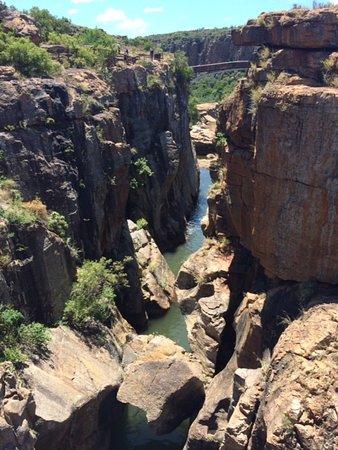 Graskop, South Africa: Pont