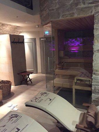 Hotel Herrnschloesschen: sauna