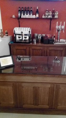 Portacomaro, Italy: Angolo caffè
