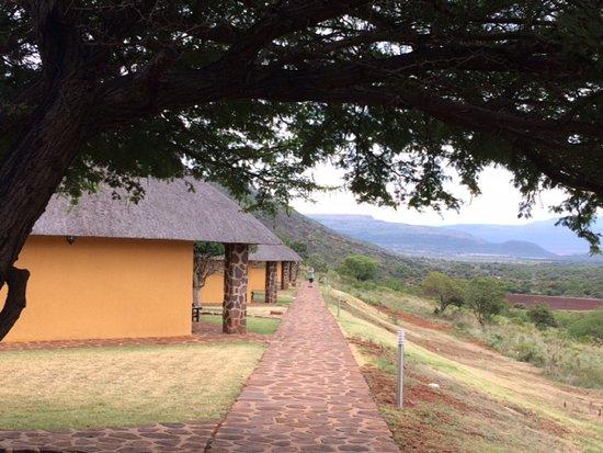 Ohrigstad, Sudáfrica: Notre vue