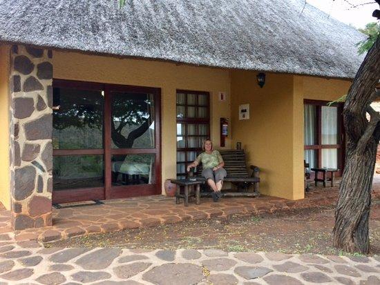 Ohrigstad, Sudáfrica: On relaxe