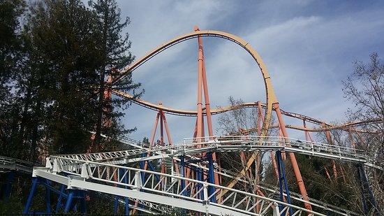 Six Flags Magic Mountain 사진