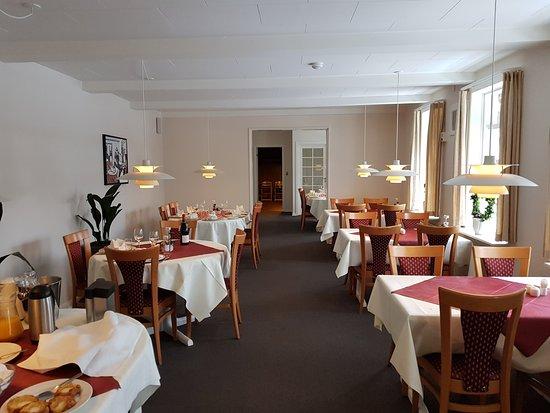 Auning, Danmark: Dining room