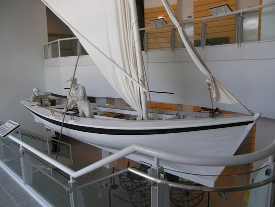Elizabeth City, NC: The NC General Assembly named the shad boat the official state boat in 1987.