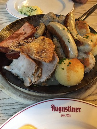 Augustiner am Gendarmenmarkt: A bit of everything