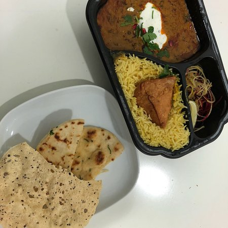 Not your everyday Indian cuisine