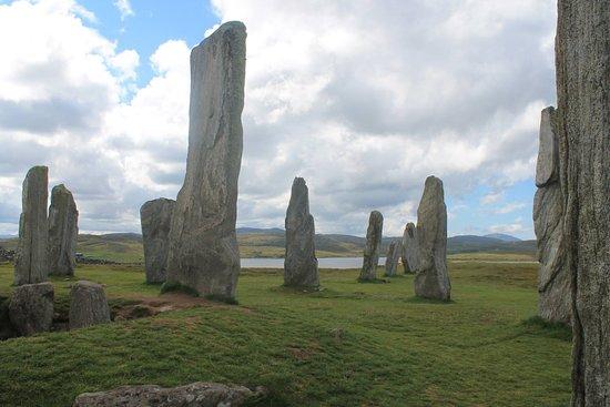 Callanish Stones - ルイス島、C...