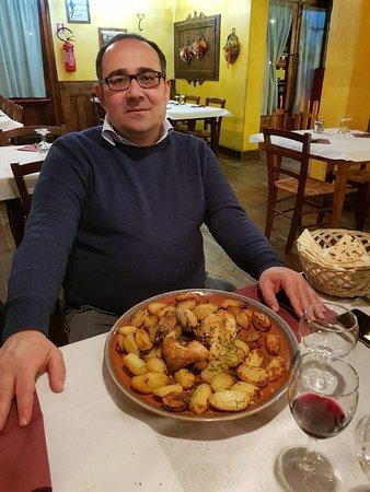 Borghi, Италия: Ristorante Di Fulet