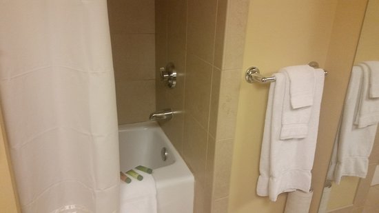 Side view of bath - Picture of Aquarius Casino Resort, Laughlin ...