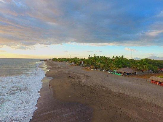 Las Penitas, Nicaragua: Our Coast line