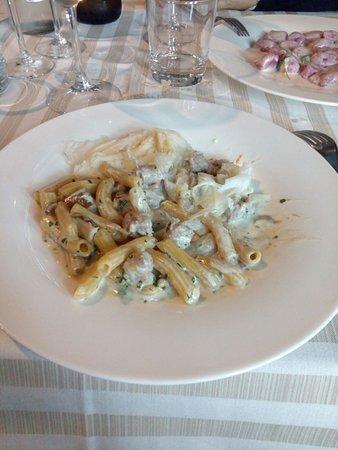 Ca de Mazzoli: maccheroni e Mascarpone