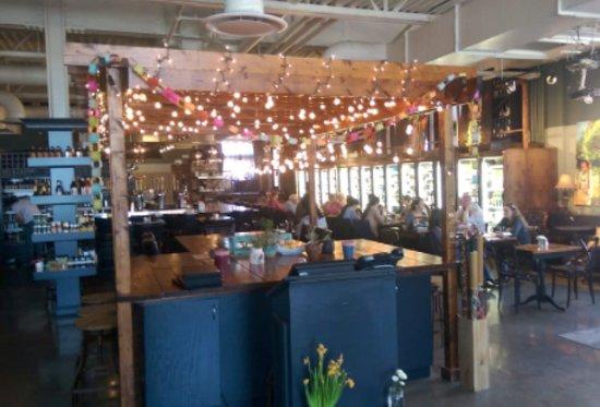 Brickhouse Food & Drink: Interior of the venue