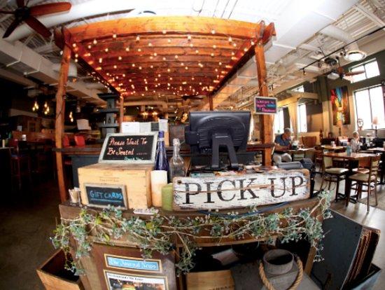 Brickhouse Food & Drink: Reception